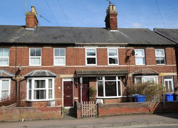 Thumbnail 3 bedroom terraced house for sale in Withersfield Road, Haverhill