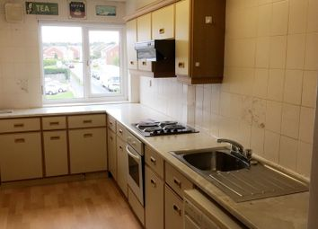 Thumbnail 1 bed flat to rent in Tilton Road, Burbage, Hinckley