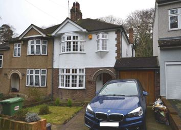Thumbnail 3 bed semi-detached house to rent in New Road, London