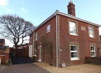 Thumbnail 3 bedroom semi-detached house for sale in Hunts Pond Road, Park Gate, Southampton