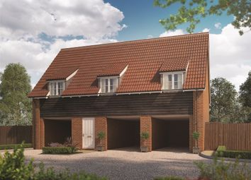 Thumbnail 2 bedroom property for sale in Norwich Road, Kilverstone, Thetford