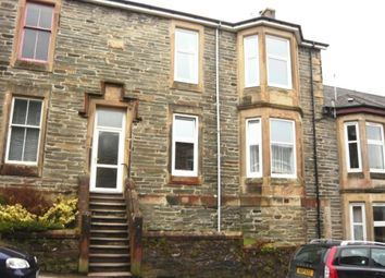 Thumbnail 2 bed flat for sale in Rockhill Terrace, 13 Hill Street, Dunoon