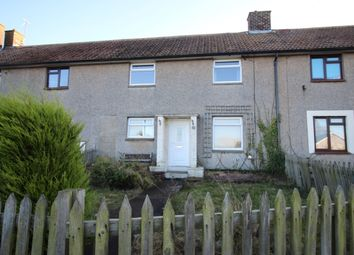 Thumbnail 3 bed terraced house for sale in Farne Road, Shilbottle, Alnwick, Northumberland