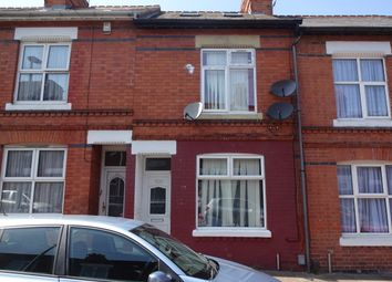 3 bed terraced house for sale in Cromer Street, Leicester LE2