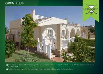 Thumbnail 2 bed chalet for sale in Lorca 30592, La Tercia, Murcia