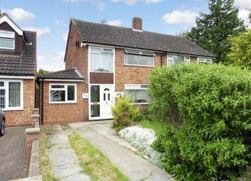 Thumbnail 4 bedroom semi-detached house for sale in Linden Road, Dunstable