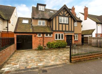 Thumbnail 6 bed detached house for sale in Cassiobury Park Avenue, Watford, Hertfordshire