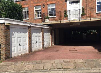 Pembroke Gardens Close, Kensington, London W8. Parking/garage