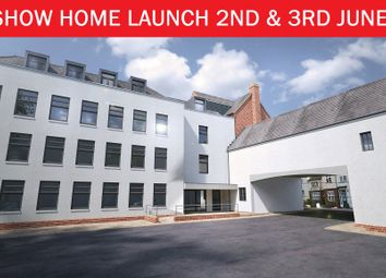 Thumbnail 2 bed flat for sale in Lombard Gardens, Lombard Street, Lichfield