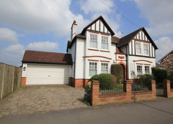 Thumbnail 4 bedroom detached house for sale in Morgan Road, Reading