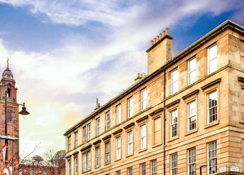 Thumbnail 2 bed flat for sale in Rose Street, Glasgow