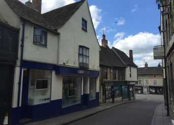 Thumbnail 1 bed flat to rent in Red Lion Street, Stamford