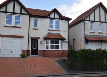 Thumbnail 4 bed semi-detached house for sale in Kingsdown Mews, Barrow In Furness, Cumbria