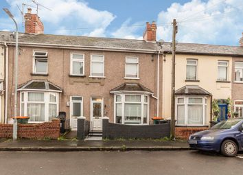 Thumbnail 3 bed terraced house for sale in Durham Road, Newport