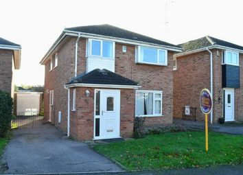 Thumbnail 4 bed detached house for sale in Cavendish Drive, Langlands, Northampton