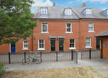 Thumbnail 4 bed town house for sale in The Spires, Canterbury