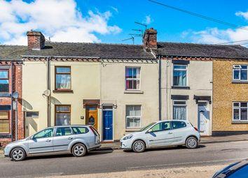 Thumbnail 2 bedroom terraced house for sale in St. Michaels Road, Stoke-On-Trent