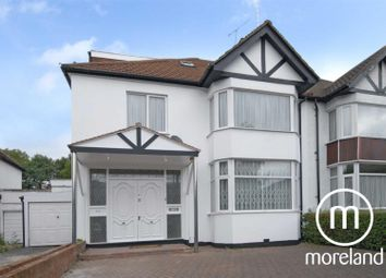 Thumbnail 5 bed semi-detached house for sale in Dunstan Road, London