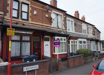 Thumbnail 3 bed terraced house for sale in Beeton Road, Birmingham