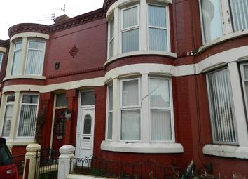 Thumbnail 3 bed terraced house for sale in Bankburn Road, Liverpool