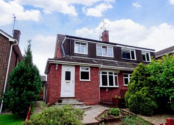 Thumbnail 3 bed property to rent in Claremont, Newport