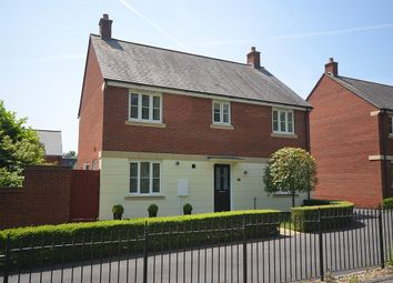 Thumbnail 4 bed detached house for sale in Dart Walk, Dart Walk, Southam Fields