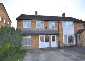 Thumbnail 3 bed semi-detached house for sale in Ralphs Ride, Bracknell, Berkshire