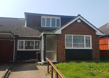 Thumbnail 6 bed bungalow to rent in Andrew Road, West Bromwich