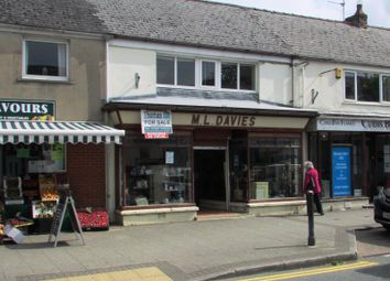 Thumbnail 3 bed terraced house for sale in St John Street, Whitland, Carmarthenshire