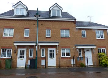 Thumbnail 4 bed terraced house to rent in Buckthorn Road, Peterborough