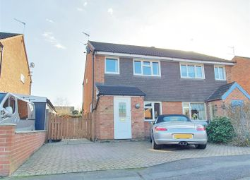 Thumbnail 3 bed semi-detached house for sale in Northwood Drive, Shepshed, Leicestershire