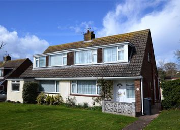 Thumbnail 3 bed semi-detached house for sale in Nutbrook, Exmouth, Devon