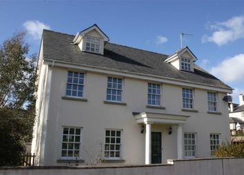 Thumbnail 6 bed detached house to rent in Hill Farm Close, Monmouth