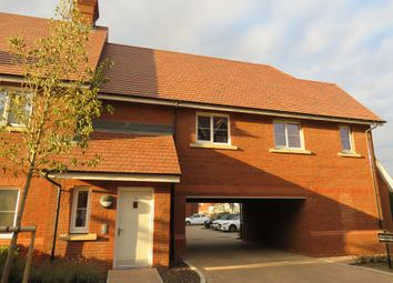 Thumbnail 1 bed flat for sale in Burdon Road, Tadpole Garden Village, Swindon