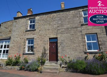 Thumbnail 2 bedroom terraced house for sale in Front Street, Glanton, Northumberland