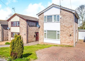 Thumbnail 3 bed detached house for sale in Clarkson Road, Lowestoft