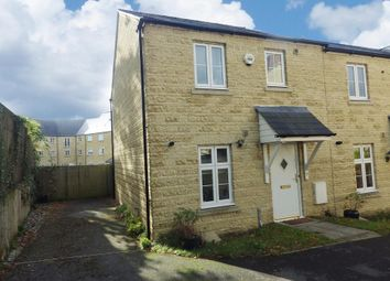 Thumbnail 2 bed semi-detached house to rent in Bathing Place Lane, Witney, Oxfordshire