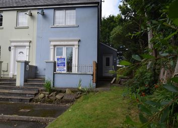 Thumbnail 2 bed end terrace house to rent in Brookside Avenue, Johnston, Haverfordwest