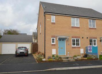 Thumbnail 3 bed semi-detached house for sale in Parc Y Garreg, Mynyddygarreg, Kidwelly