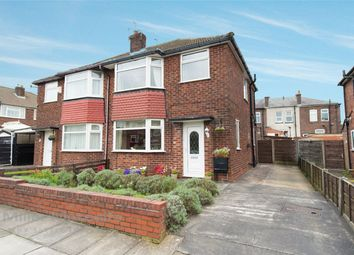 Thumbnail 3 bedroom semi-detached house for sale in Blackford Avenue, Bury, Lancashire