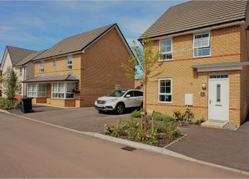 Thumbnail 3 bed detached house for sale in Noral Place, Newport
