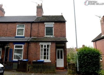 Thumbnail 2 bed terraced house for sale in Junction Road, Leek, Staffordshire