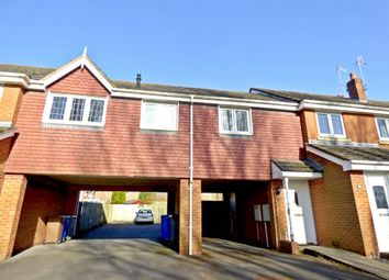 Thumbnail 1 bed maisonette to rent in Cloughwood Way, Westport Lake, Stoke-On-Trent