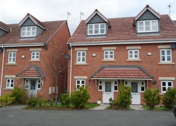 Thumbnail 3 bed end terrace house to rent in Snowberry Crescent, Great Sankey, Warrington