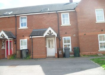 Thumbnail 3 bed terraced house to rent in Chatsworth Road, Corby
