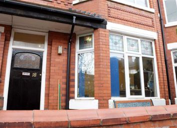 Thumbnail 5 bedroom terraced house to rent in Brixton Avenue, West Didsbury, Didsbury, Manchester