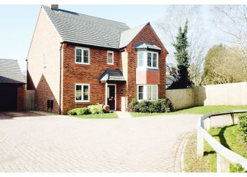 Thumbnail 5 bed detached house for sale in Golden Nook Road, Cuddington