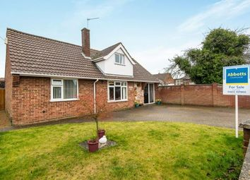 Thumbnail 4 bed bungalow for sale in Hellesdon, Norwich, Norfolk