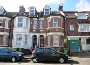 Thumbnail 4 bed flat to rent in Silverdale Road, Shirley, Southampton