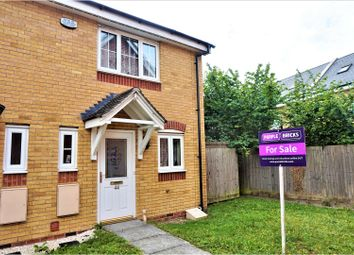 Thumbnail 3 bed semi-detached house for sale in Martingale Chase, Newbury